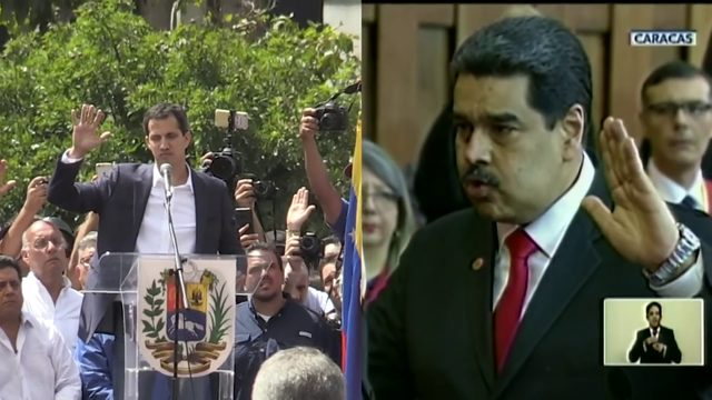 Venezuelan diplomats meet for peace talks in Norway