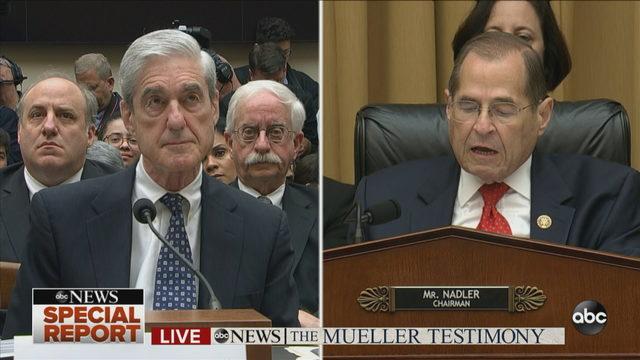 WATCH LIVE: Robert Mueller hearings