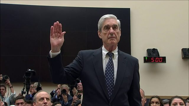 Key takeaways from Mueller's congressional testimony