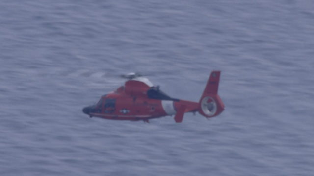 Coast Guard searches for missing boater near Hillsboro Inlet