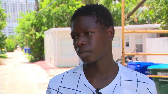 Detectives review teen's police brutality claim