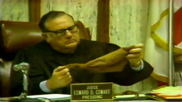 From the vault: Judge suppresses evidence in Ted Bundy murder trial