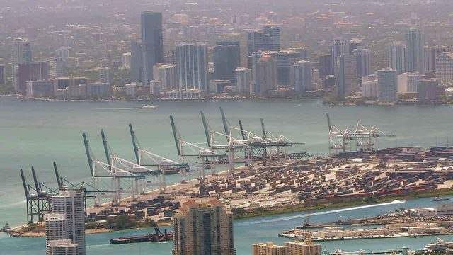 PortMiami to receive $8 million federal grant for infrastructure improvements