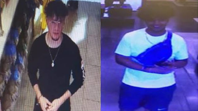 2 thieves steal wallet at Smoothie King in Pembroke Pines