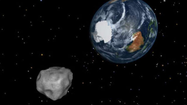 Experts unaware of 'city-killer' asteroid that just missed Earth