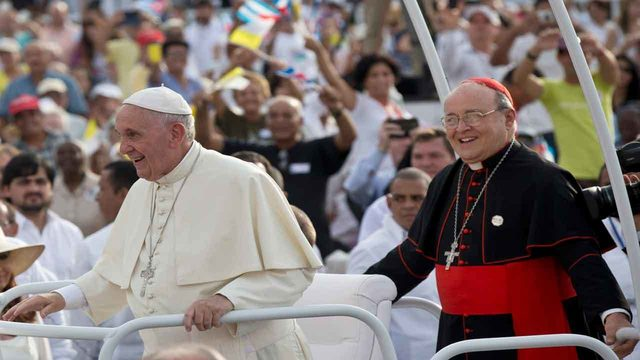Cuba's Cardinal Jaime Ortega dies at 82