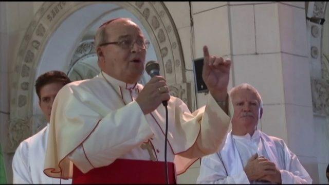 Former archbishop of Havana dies at 82