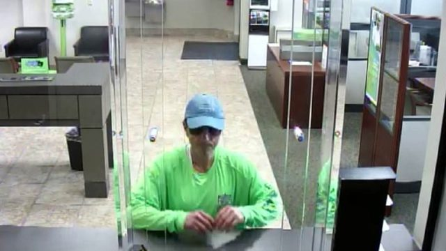 FBI, police search for thief who targeted 2 banks in Miami Beach