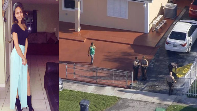 Woman shot to death outside southwest Miami-Dade home