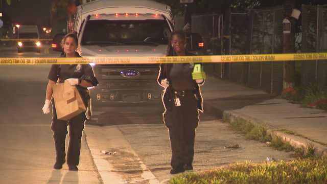 Man shot in hand during robbery in Wynwood