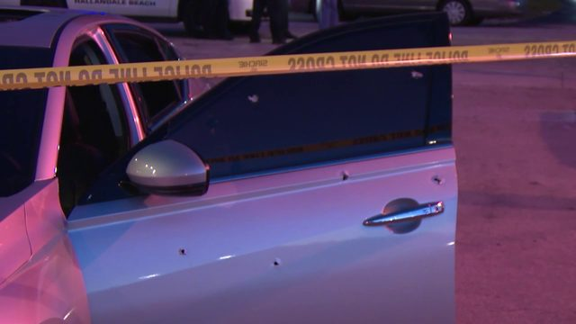 2 injured in drive-by shooting on Interstate 95