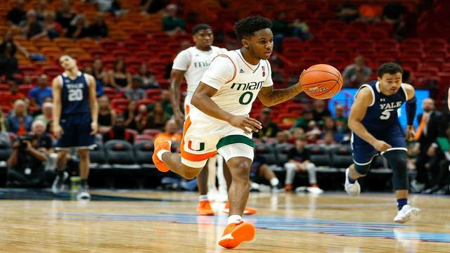 Hurricanes to host FAU in non-conference opener