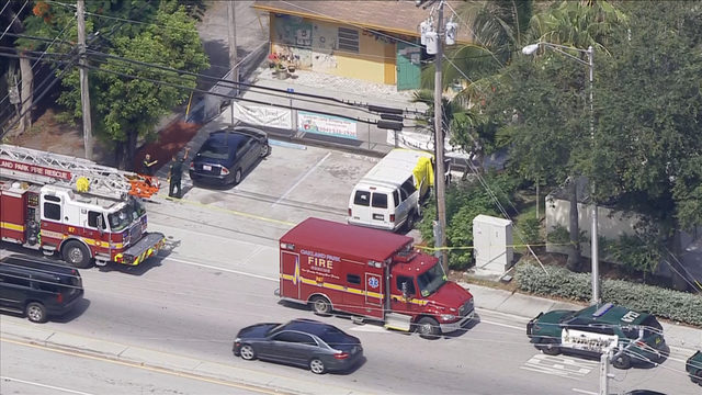 Deputies identify boy found dead in van outside day care in Broward