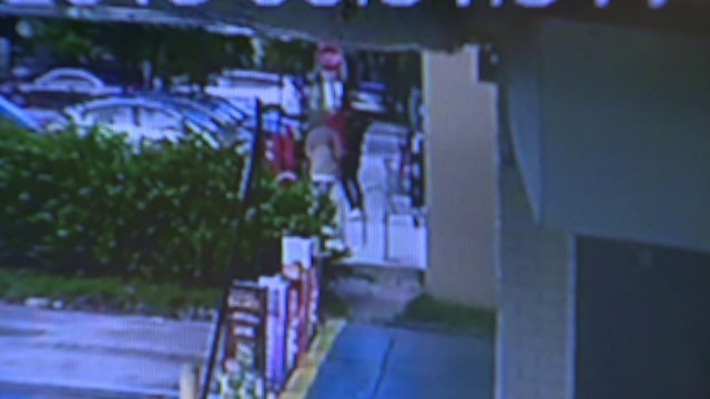Surveillance video captures man being shot, killed outside Miami Gardens store