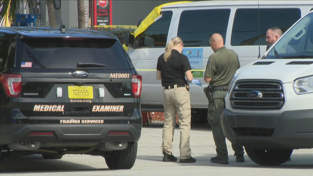 Toddler dies inside van outside Oakland Park day care