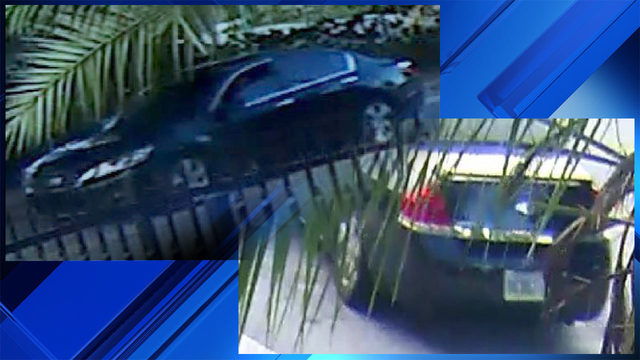 Officers search for black Chevrolet Impala in man's shooting outside synagogue