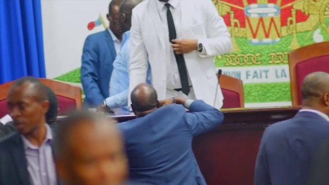 Haitian opposition senators prepare for impeachment hearing