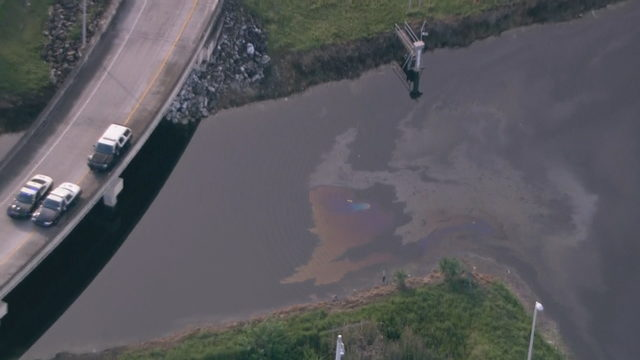 Man pulled from car found in canal near Florida's Turnpike