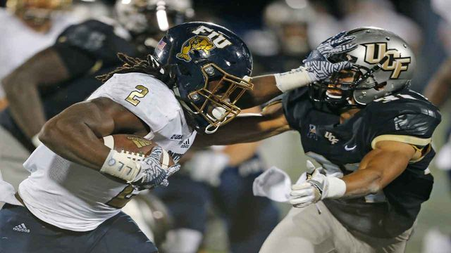 FIU schedules home-and-home series with UCF in 2020, 2022