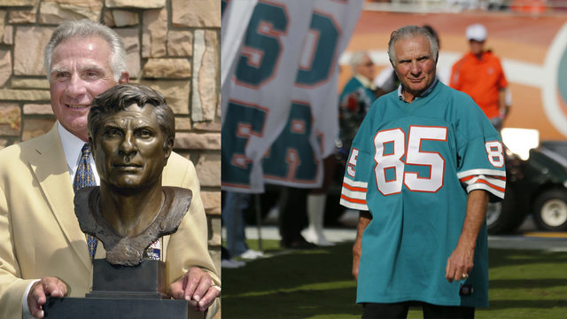 Dolphins Hall of Fame linebacker Nick Buoniconti dies at 78