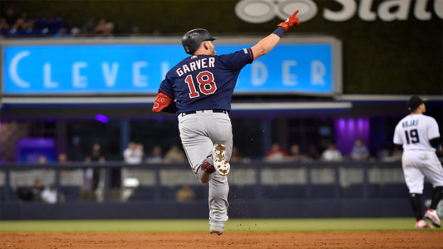 Twins hit 3 homers in 7-4 win over Marlins