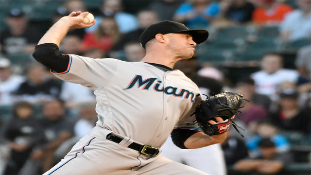 Marlins trade Trevor Richards, Nick Anderson to Tampa