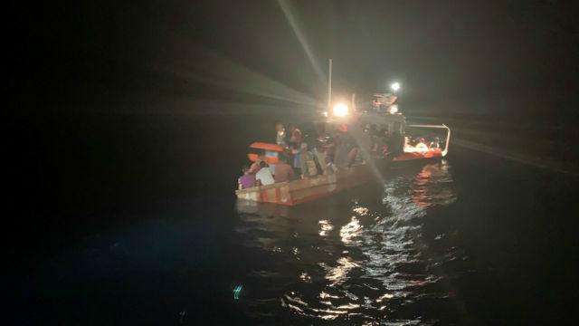 Coast Guard interdicts 27 Cuban migrants south of Key West