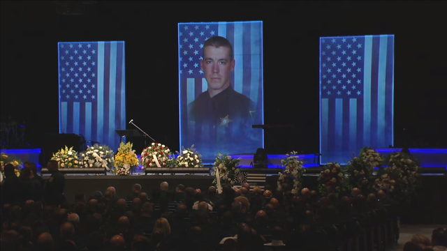 Funeral held for BSO deputy killed in Deerfield Beach crash