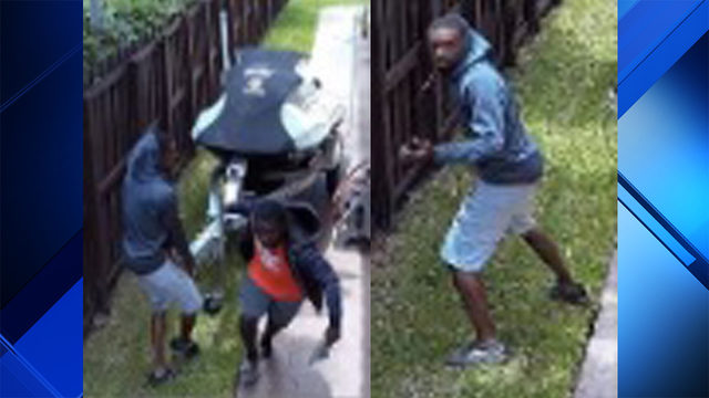 2 thieves break into yard of North Miami home to steal personal watercraft