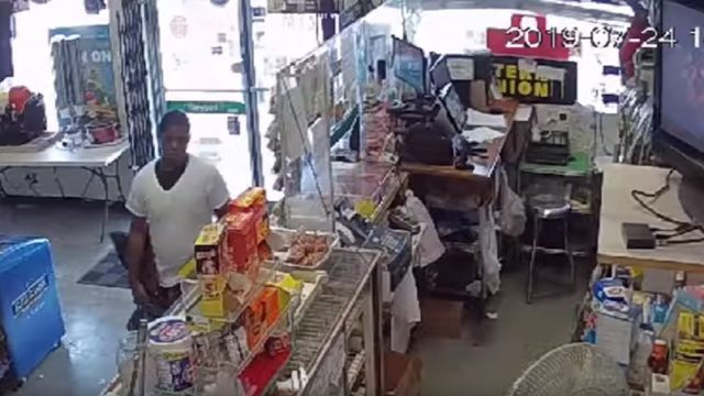 Frequent customer nicknamed Pitbull robs convenience store in Lauderdale Lakes