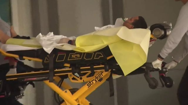Fisherman hospitalized after injury in alleged shark attack off Key Biscayne