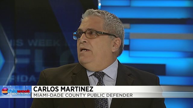 Miami-Dade public defender to Trump: Stop inciting hatred