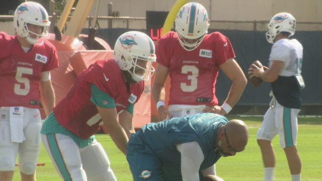 Flores wants all QBs ready for extended playing time