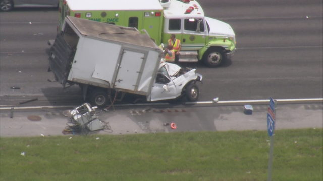 Driver of box truck killed in I-75 crash