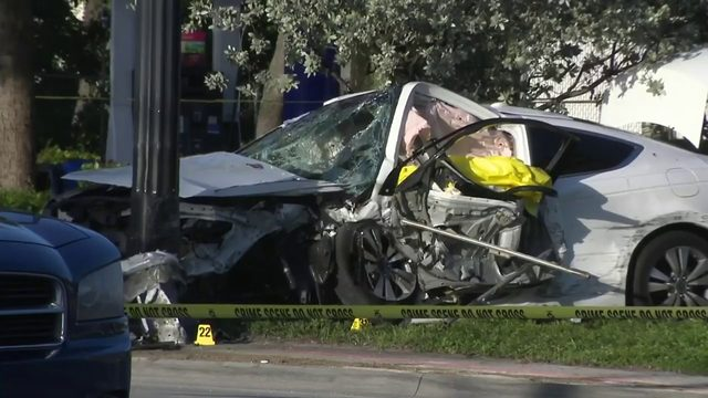 Florida is deadliest state for intersection fatalities, report shows