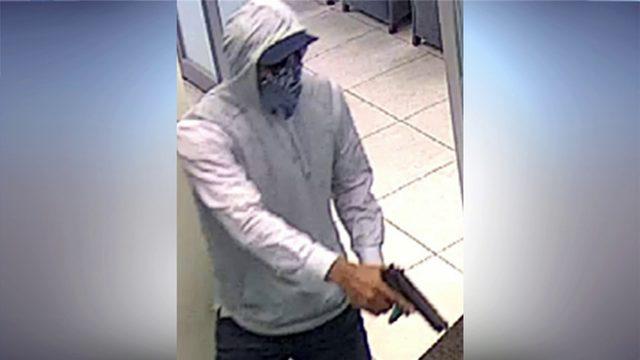 FBI offering $10,000 reward for 'Tie Dyed Bandit'