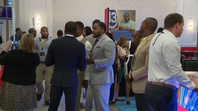 Journalists converge in Aventura for National Association of Black…
