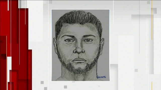 Sketch released of man wanted in connection with sexual battery in Miami