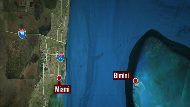Fishing boat rescues 3 people after plane crashes 20 miles off Bimini