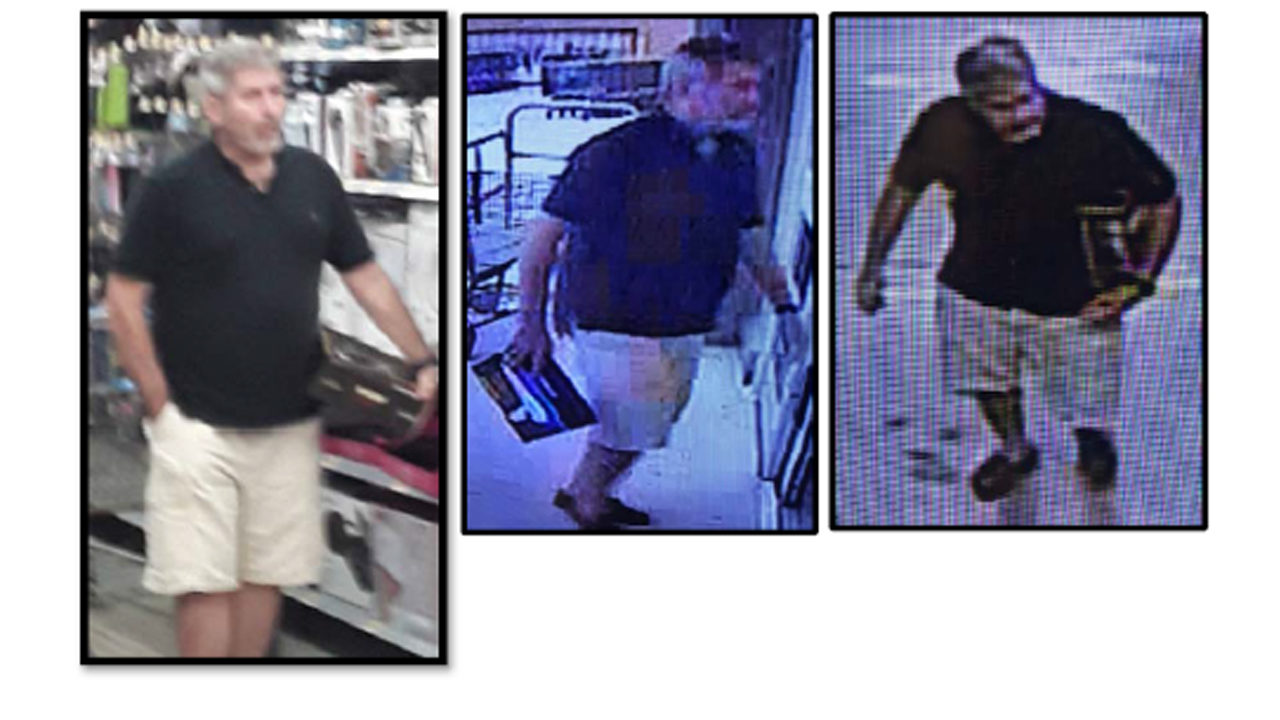 Police Search For Florida Man Who Asked Clerk For 'anything