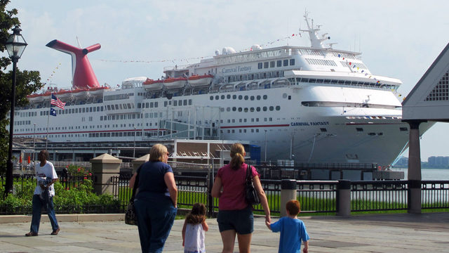 Carnival cruise ship fails health inspection, sets worst score in ship's history