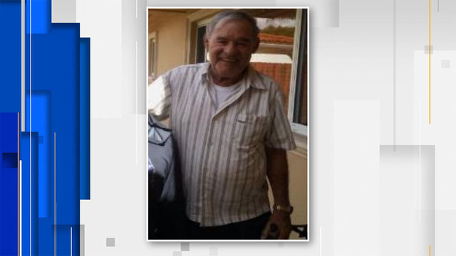 Miami-Dade police seek missing man, 75, with Alzheimer's disease
