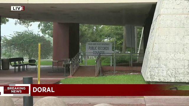 Man leaves gun at Miami-Dade Police Department headquarters