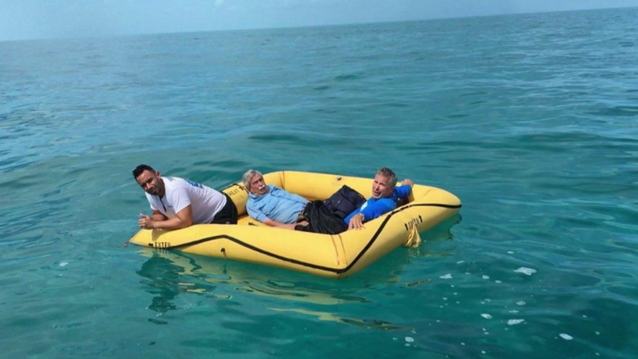 Bahamian officials identify plane crash survivors