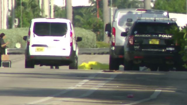 Cyclist killed in hit-and-run crash along MacArthur Causeway