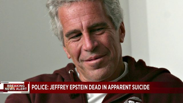 Jeffrey Epstein commits suicide