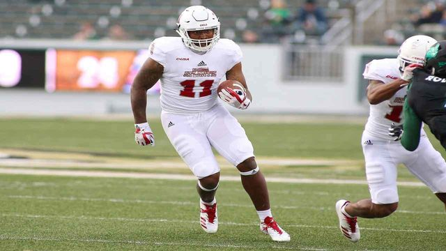Former FAU running back D'Anfernee McGriff joins Seminoles as graduate transfer