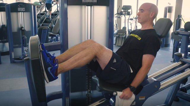 Treating Triathletes at UHealth Sports Medicine Institute