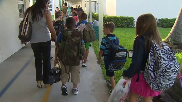 Broward school district isn't completely ready for students, task force says