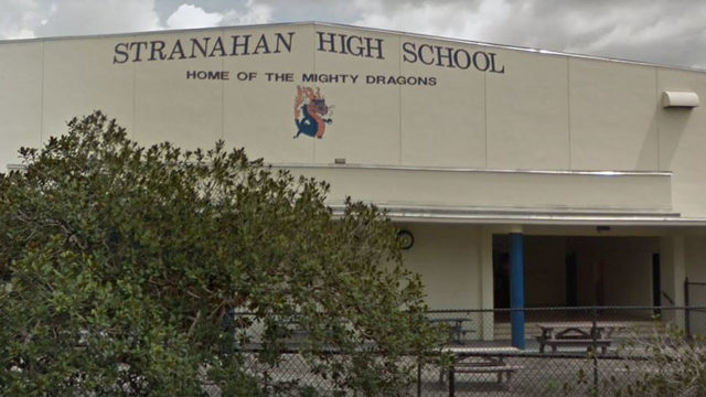 Firefighters respond to school known as 'home of the mighty dragons' in…